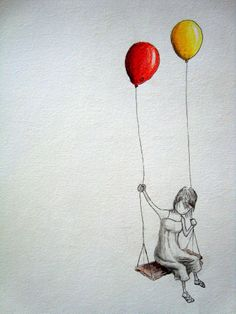 Swing balloons