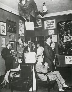 Dada et dadaïsme : Berlin