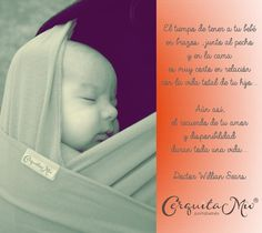 #CrianzaRespetuosa #CrianzaEnBrazos
