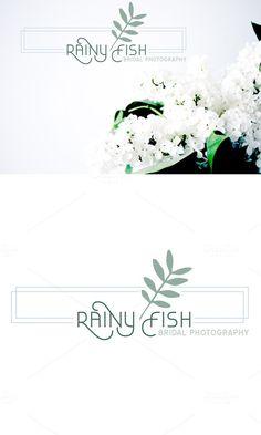 Modern Feminine Logo. Wedding Fonts Branding Kit, Business Branding, Professional Image, Wedding Fonts, Bridal Photography, New Fonts, Simple Lines, Brand Packaging, Business Names