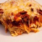 my new go to spaghetti recipe! amazing and even so simple!