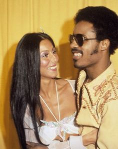 Cher & Stevie Wonder