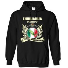 """Chihuahua-ITS WHERE MY STORY ₩ BEGINSNot available in stores. Buy 2 or more will saving cost """"If you dont like this Tshirt, please use the Search Bar on the top right corner to find the best one for you. Simply type the keyword and hit Enter!""""Chihuahua-ITS WHERE MY STORY BEGINS"""