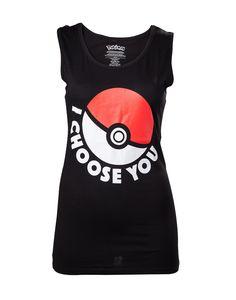 Linne Dam Pokémon -  'I choose you'