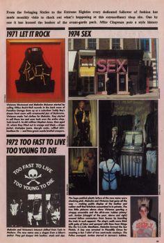 430 Kings Road – Vivienne Westwood