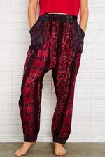 Staring at Stars Loungepants in Ethnic Print at Urban Outfitters