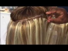 Perfect weave Caucasian hair,For most people with European hair the traditional weave braided and then sawed in does not last long and tangles at house of hair uk we offer you a b. Flip In Hair Extensions, Permanent Hair Extensions, Hair Extensions Tutorial, Short Thin Hair, Braids For Short Hair, Short Hair Styles, Braids With Weave, Super Hair, Wig Hairstyles