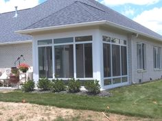 Possible screen porch option