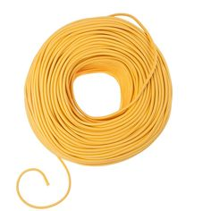 DIY Pendant Cord in Bulk - Sunshine Yellow from Color Cord Company