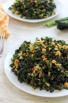The BEST Kale Salad Ever!