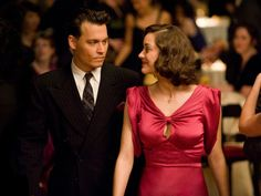 Johnny Depp et Marion Cotillard dans un film inspiré de l'affaire DSK