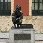 Escultura Publica de Oviedo