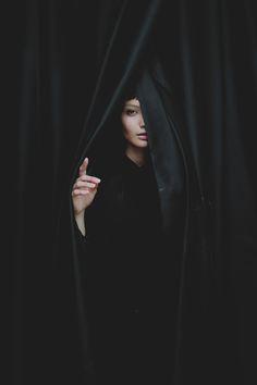 Crow the Raven said by Deborah Parcesepe, via Behance