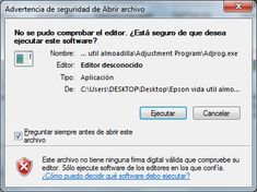 impresora Software, Epson