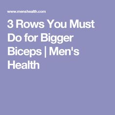 Want your biceps to grow? You're probably not lifting right. Here's the technique you need to use to grow bigger biceps. Big Biceps, Biceps And Triceps, Back And Biceps, Biceps Workout, Plank Workout, Arm Workouts, Workout Men, Planks Exercise, Arm Exercises