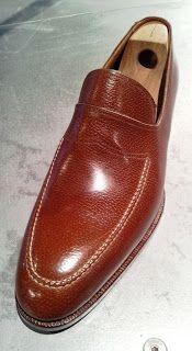 Saint Crispin's loafer