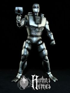 toycutter: ROM Spaceknight action figure