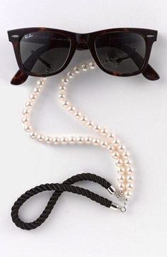Pearl croakies