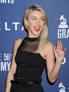 Julianne Hough wearing Isabel Marant – Delta Airlines Pre-Grammy Party #2014