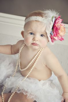 First Birthday Session - One Year Old Chelsea Marlene Photography