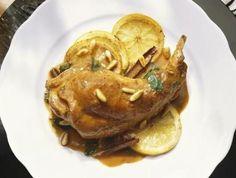 Azienda Agricola Ricci - ricetta per uno stravagante coniglio ai pinoli