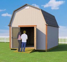 Virtual reality shed designs will help you pick out your right shed
