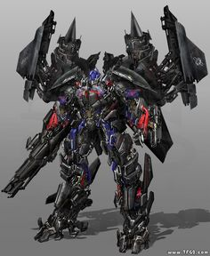Fans Want It FWI-3 ROTF Leader Optimus Prime Jet(fire)pack - Transformers News - TFW2005