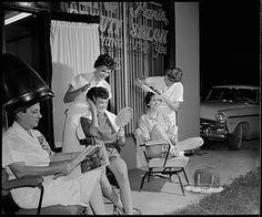 Image detail for -1930's fashion - Vintage Hair Salon 1934 ...