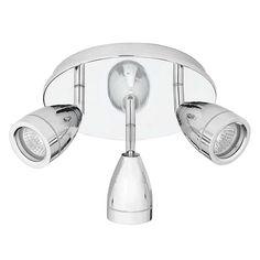 Astro como 3 bathroom spotlight ceiling bar bathroom spotlights buyjohn lewis blake bathroom spotlight chrome 3 light online at johnlewis aloadofball Gallery
