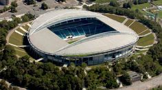 Red Bull Arena: Leipzig, Germany