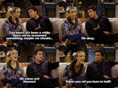 The One with the Rumor