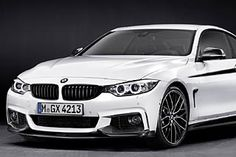 BMW 4-Series Coupe with M Performance Accessories