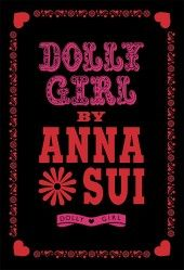 DOLLY GIRL BY ANNA SUI notebook 2015