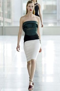 Antonio Berardi, London Fashion Week, Fall 2013