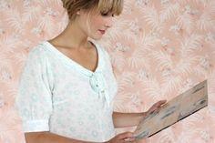 Colette Patterns Jasmine blouse met wijde V-hals   Naaipatronen.nl   zelfmaakmode patroon online