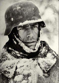 German soldier WW II