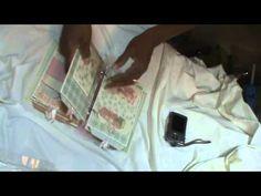 Scrapbook Mini Album-Memories/Envelope Mini Album - YouTube