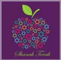 Rosh Hashanah!  (Jewish New Year)