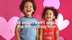 A lil' love from the littles! Go To Bed Early, T Shirts For Women, Love, Prayers, Kids, Amor, Young Children, Boys, Children