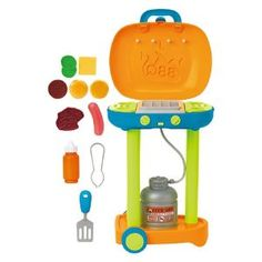 My BBQ Trolley  by PlayGo  $24.43