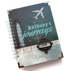 Gift For Him  Adventure Notebook  by PreciousLifeMoments on Etsy