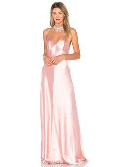 Satin Slip Gown
