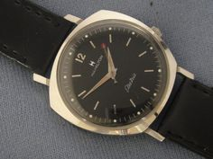HAMILTON ELECTRIC WATCHES By Unwind In Time - Hamilton Electric Custom Sea-Lectric II