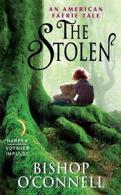 The Stolen Reading as part of Harper Voyager Loving High Fantasy