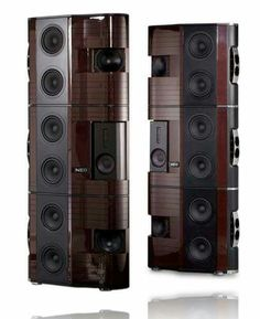 The Impressive NEO tower speakers by Eventus Audio. Pro Audio Speakers, High End Speakers, Audiophile Speakers, Horn Speakers, Tower Speakers, Sound Speaker, Diy Speakers, High End Audio, Hifi Audio