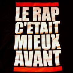 Le RAP...