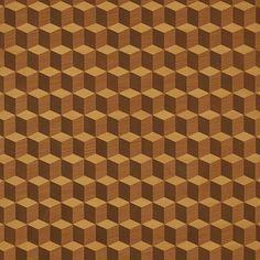 Schumacher Legno wallpaper