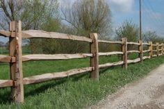 Cleft Chestnut Fencing - Blamphayne Sawmills Ltd.