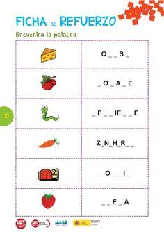 8 Ideas De Español Actividades Para Niños Preescolar Diptongo Actividades De Alfabetización
