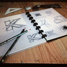 Logo Design My Sketch Web Design Studio, Logo Design, Sketch, Branding, Sketch Drawing, Brand Management, Sketches, Identity Branding, Tekenen